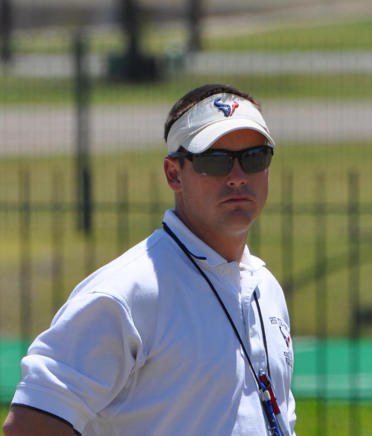 Coach Jesse Gorman