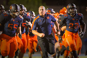Leadership Lessons From 1 Football Team In Nevada Bishop Gorman