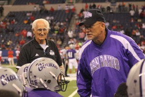 Head Coach Mike Kirschner